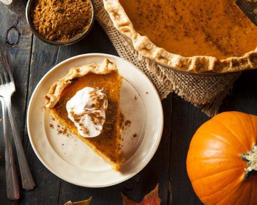pumpkin pie scent