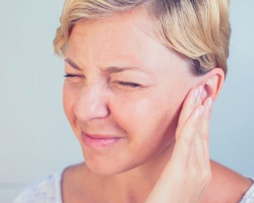 burning ears causes
