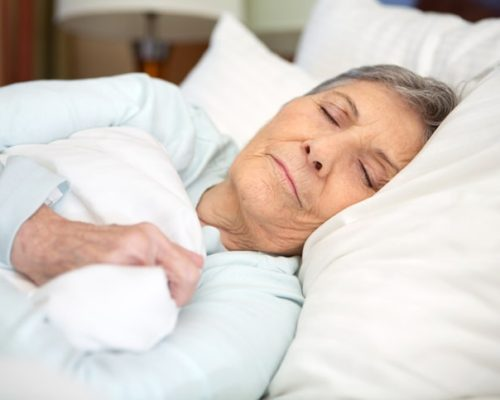 sleep and bones