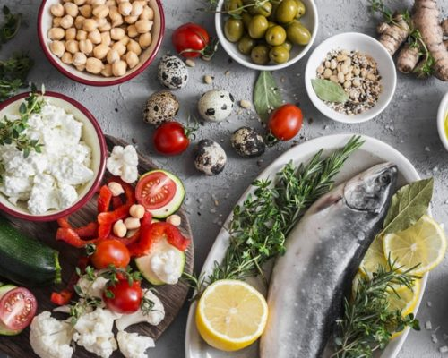 Mediterranean Diet Blood Pressure