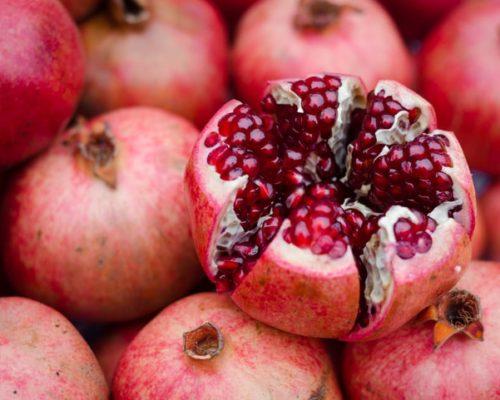 Pomegranates and IBD
