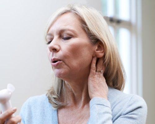 mindfulness menopausal symptoms