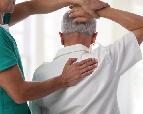 physiotherapy shoulder pain