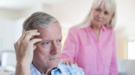 psychological distress dementia