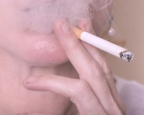 secondhand smoke heart