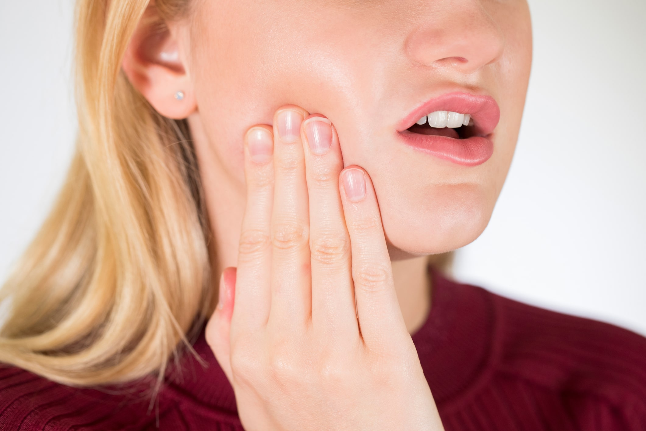 Jaw Exercises Warm Compresses Beneficial For Temporomandibular