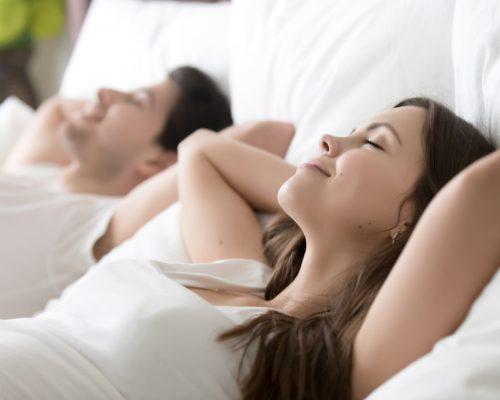 sleep and relationship