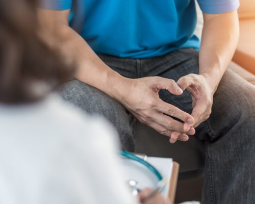 Men choose prostate cancer treatment