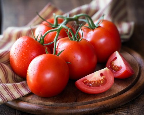 Tomatoes liver cancer risk