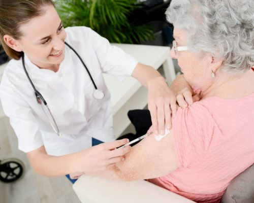 Vaccinations help promote heart health