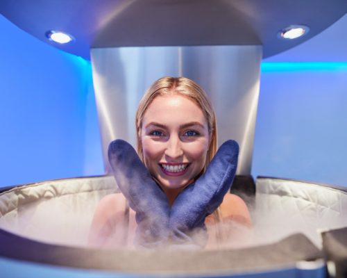 cryotherapy joint pain