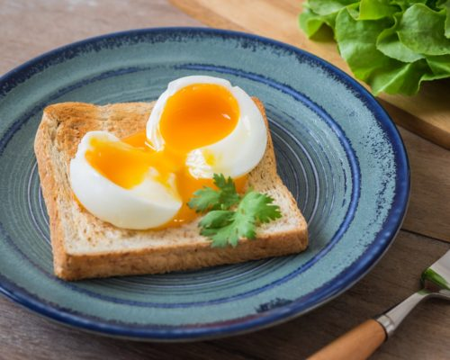 eggs, cholesterol and heart disease