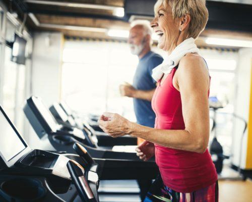 fitness and longevity
