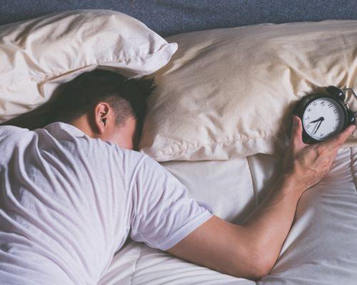 irregular sleep and heart disease