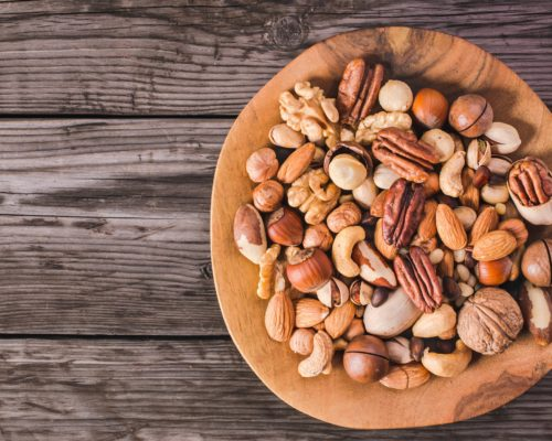 nuts and memory