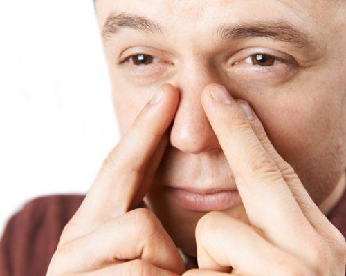 sinus and depression