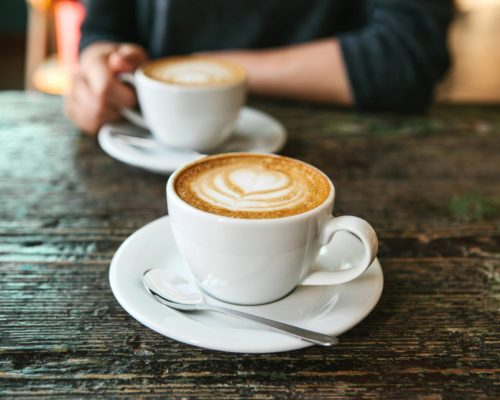Coffee compounds prostate cancer