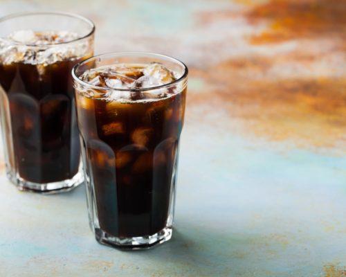 Colon cancer corn syrup consumption