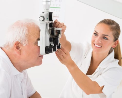 Possible new drug may help combat vision loss
