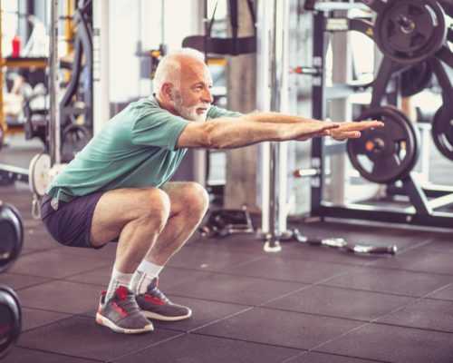 muscle power longevity