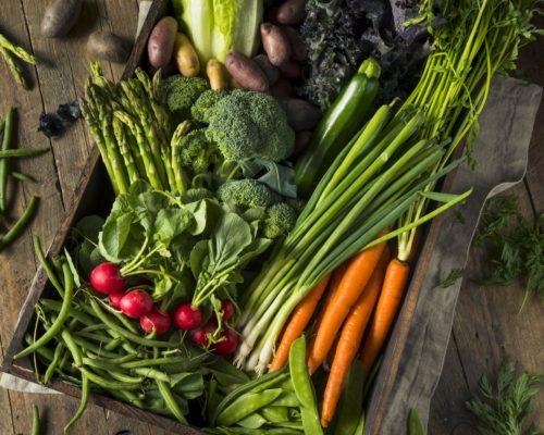 Fruits, Veggies Whole Grains