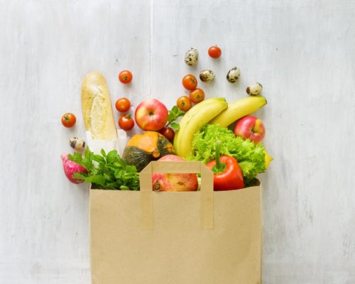 seasonal fruit shopping