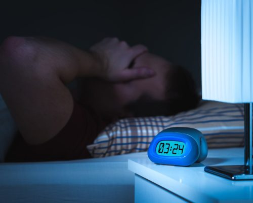 sleep quality and ulcer