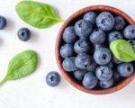 Blueberries heart disease