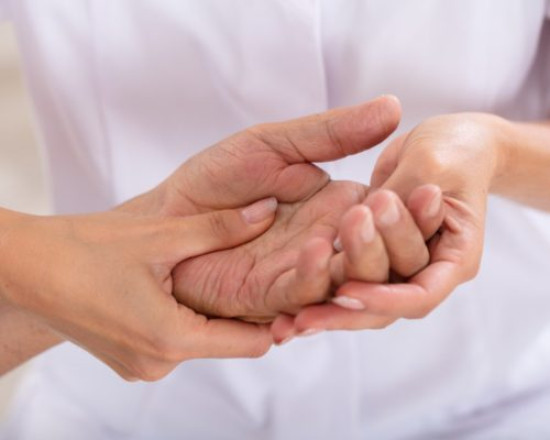 hand pain natural relief