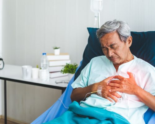 heart attack, angina, cognitive decline