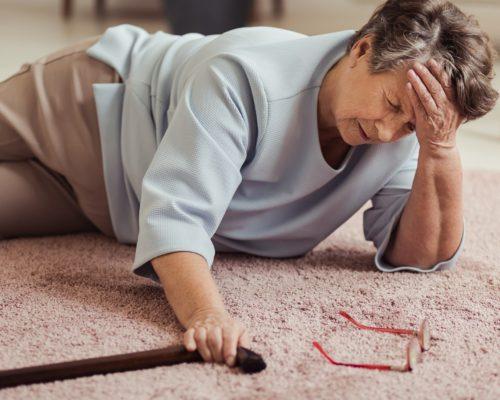 home exercise program for falls