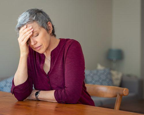 social stress bone loss