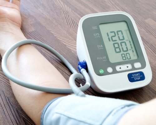 Systolic and Diastolic Blood Pressure Readings Can Predict