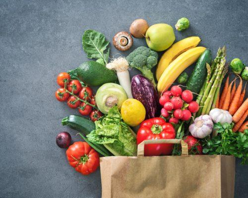 Healthy Food - Lower Heart Disease Risk
