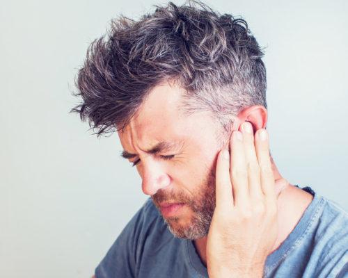 Can You Massage Away an Ear Ache