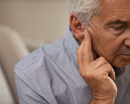 Hearing Loss Associated with Measurable Mental Decline in Seniors Study