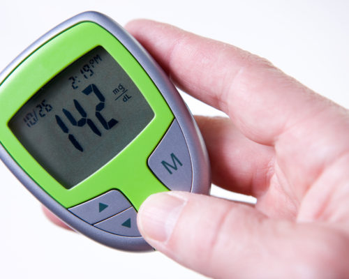 High Blood Sugar On GlucometerHigh Blood Sugar on Glucometer