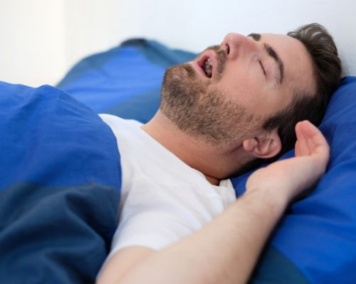 Obstructive sleep apnea is an independent